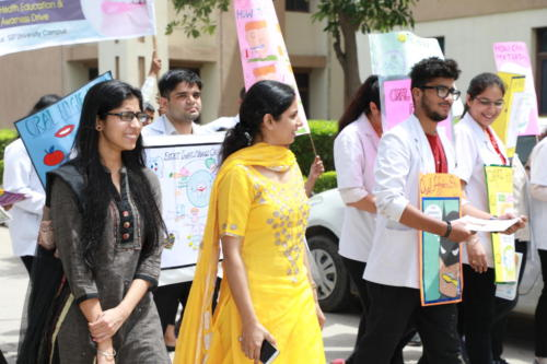 Oral Health Education & Awareness Drive