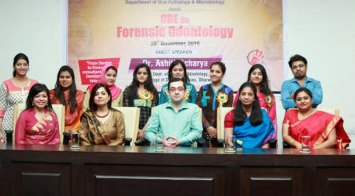 CDE on Forensic Odontology-8