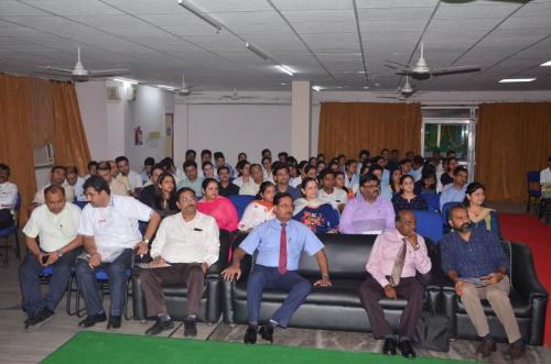 Research Methodology Event attended by Postgraduates