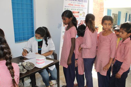 Dental Caries Preventive Program for School Children